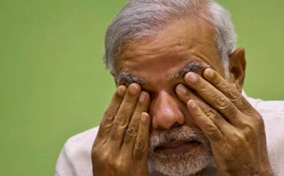 Modi Himalayan mistake