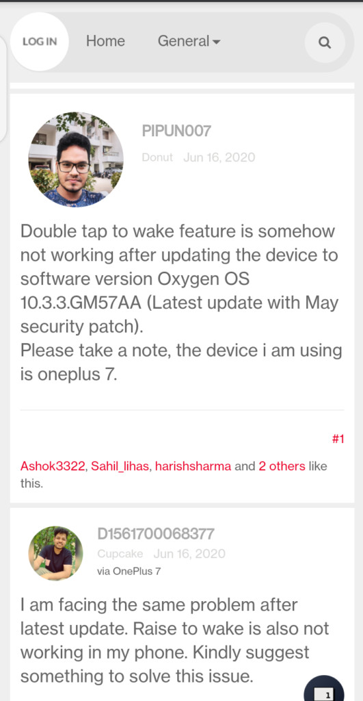 OnePlus 7 Pro Double-Tap To Wake Issue