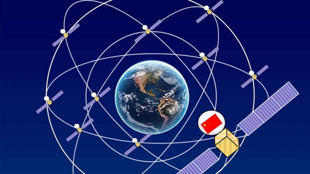 China Pakistan Beidou Satellite