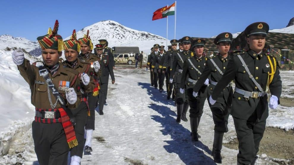 Indian special forces member killed India-China border clash