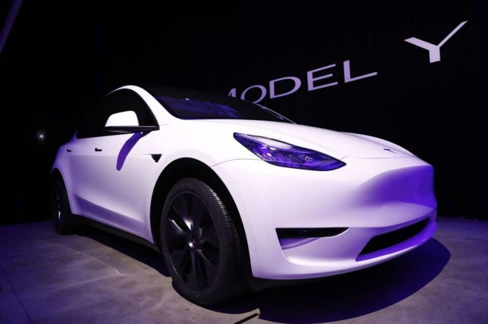 Tesla Model Y lease option starts with $499 per month payment plan