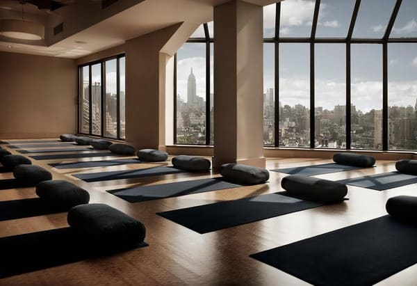 Top 10 Best Gyms In The World: eQUINOX