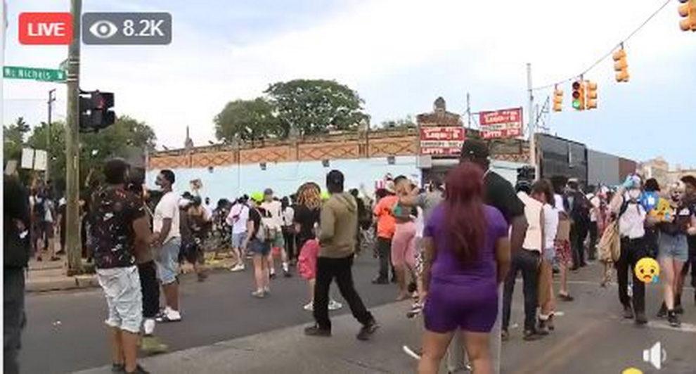 Detroit shooting