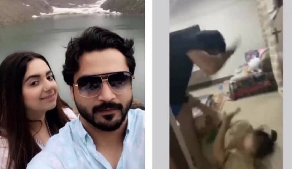 #zoobiameer video zoobia meer son beating mother