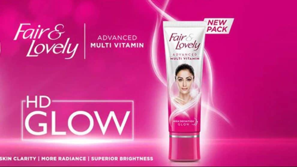 Glow & Lovely name changed Fair & lovely
