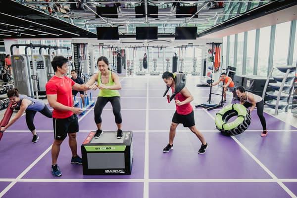 Top 10 Best Gyms In The World: Virgin Active