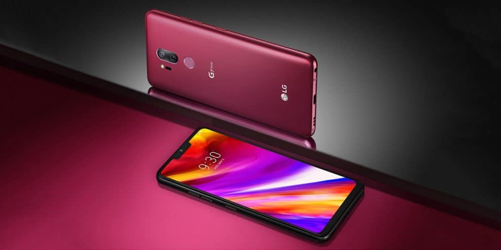 LG G7 ThinQ Battery Estimated Time Discharging