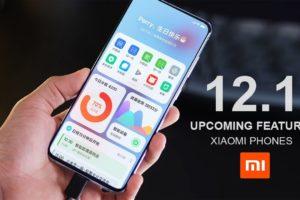 Xiaomi MIUI 12.1 New Features