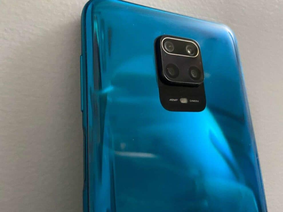 Xiaomi Redmi Note 9 Pro cant connect to camera