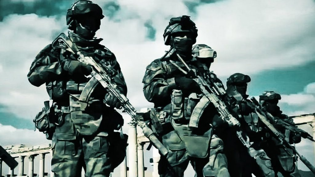 Russian army Top 10 Largest Armies In The World In 2020
