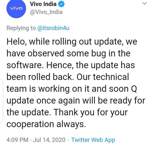 Update Release