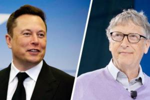 Bill Gates Elon Musk Lovers Tweet