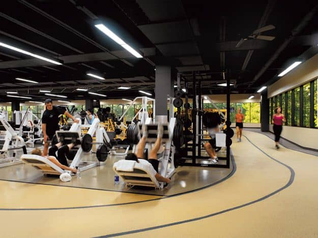 Top 10 Best Gyms In The World: The Houstonian Hotel