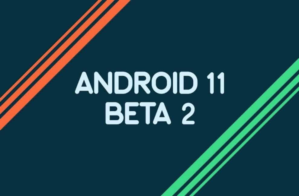 Android 11 Beta 2 Flickering Issue Force 90Hz Option