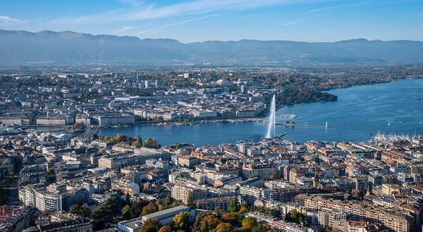 Top 10 Cleanest Cities In The World 2020: Geneva