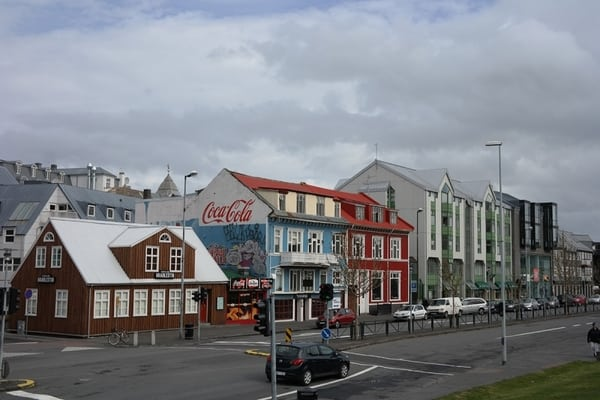 Top 10 Cleanest Cities In The World 2020: Reykjavik