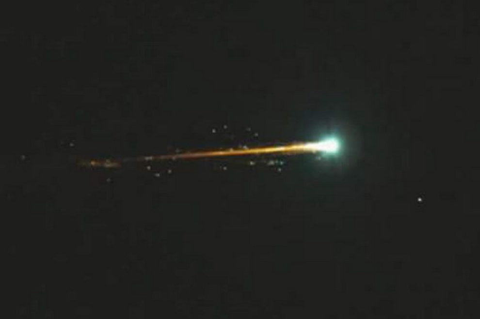 meteor fireball tokyo