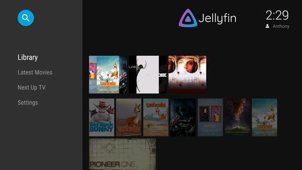 Jellyfin