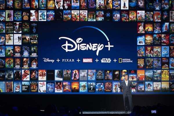streaming service Disney+