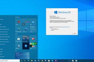 Get Windows 10 New Start Menu