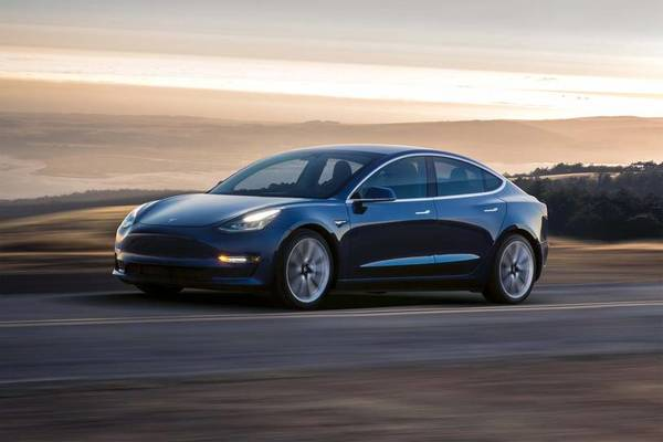 Top 10 Best Electric Cars In 2020: Tesla Model 3