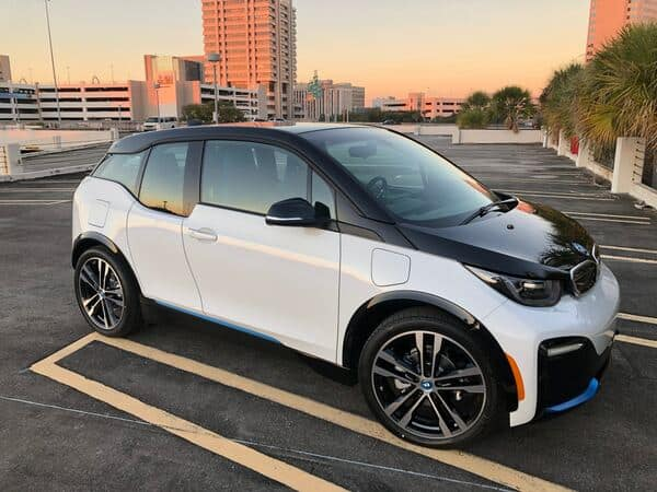 Top 10 Best Electric Cars In 2020