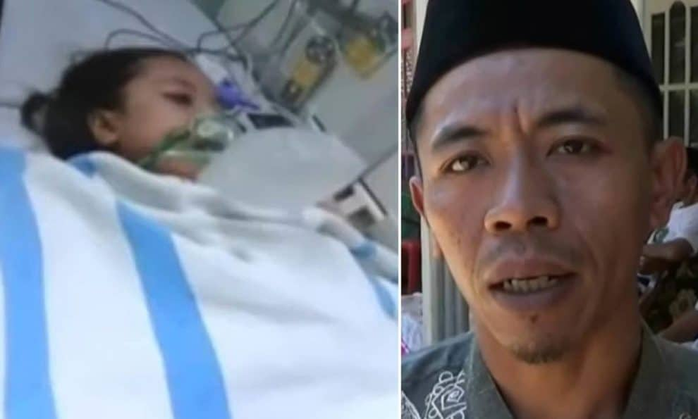 Dead Girl Indonesia Wakes Up Again Siti Masfufah Wardah