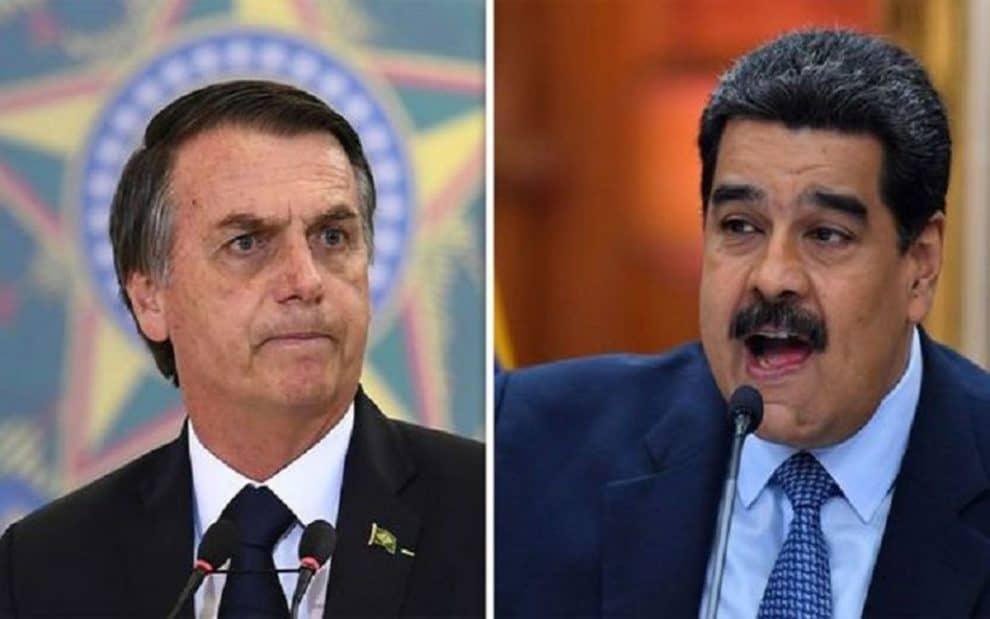 venezuela brazil