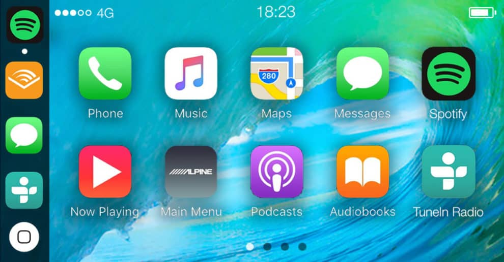 Download iOS 14 CarPlay Wallpapers