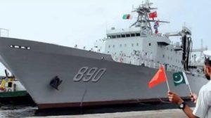 China Advanced Warships Pakistan Navy