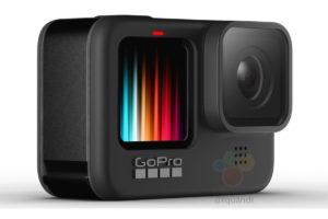GoPro Hero 9 Black Color Screen Front Vloggers