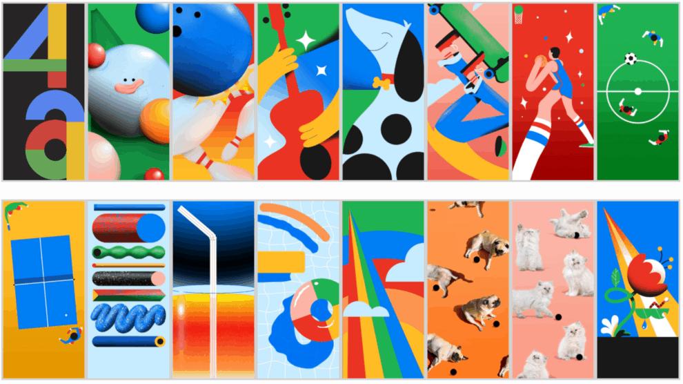 Download Google Pixel 4a wallpapers Live wallpaper Eclipse