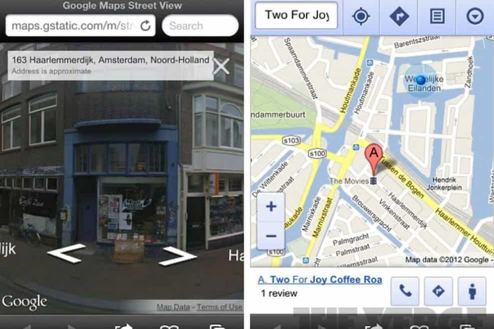 Google Maps Street View Not Working iOS Update