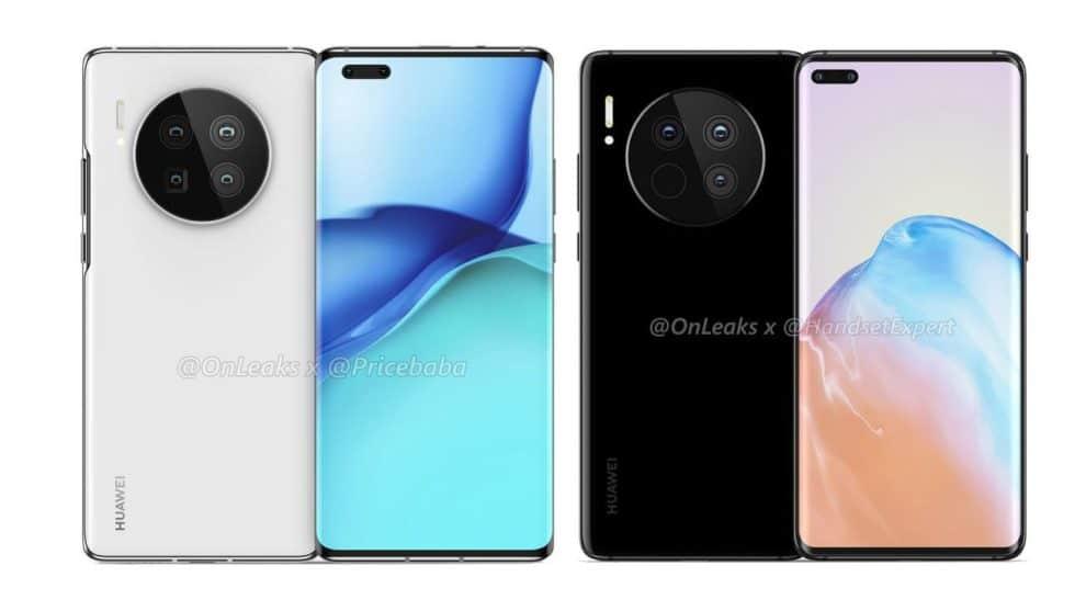 Huawei Mate 40 release date specs