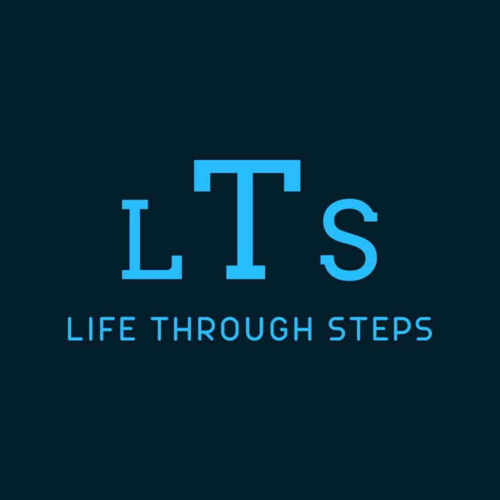 Life Through Steps app
