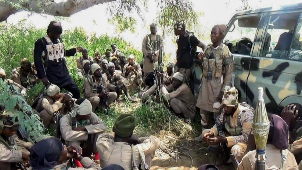 ISIS hostages Nigeria