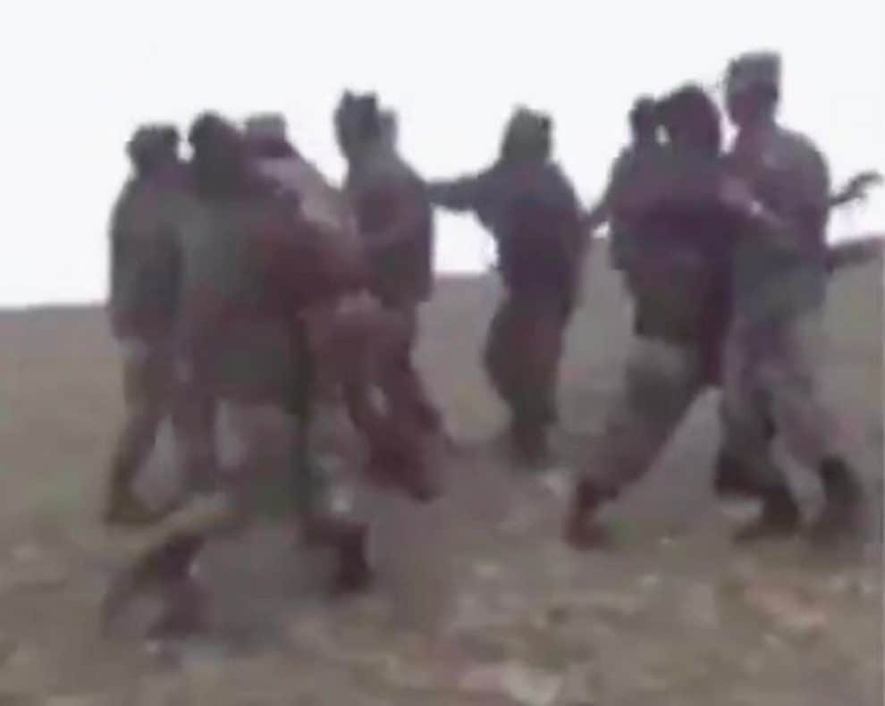 India China Opened Fire LAC Troops 2 3
