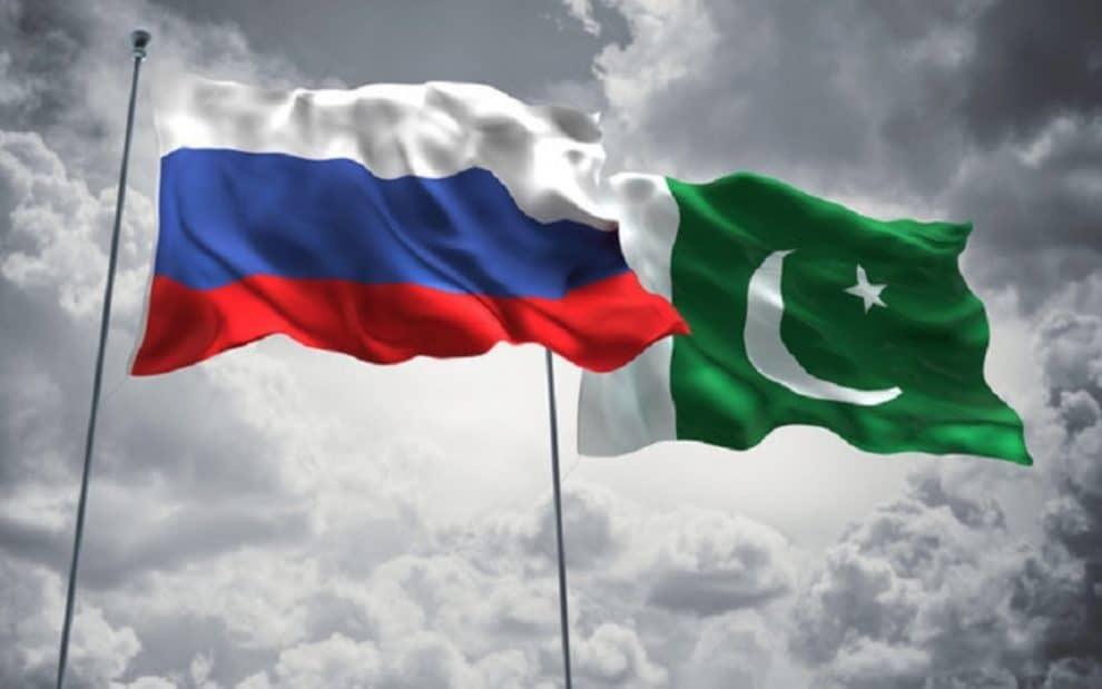 pakistan russia relation
