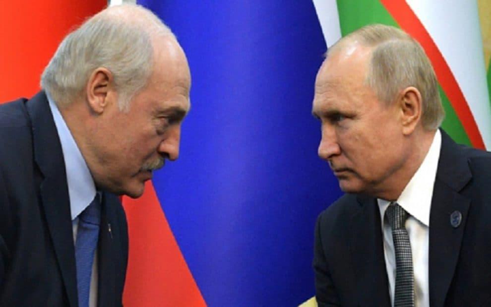Belarus election russia