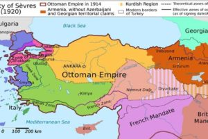 turkey Treaty of Sevres