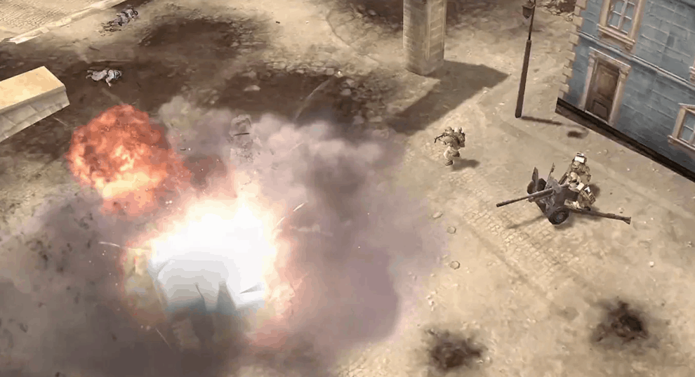 Company of Heroes iPhone app release date confirmed