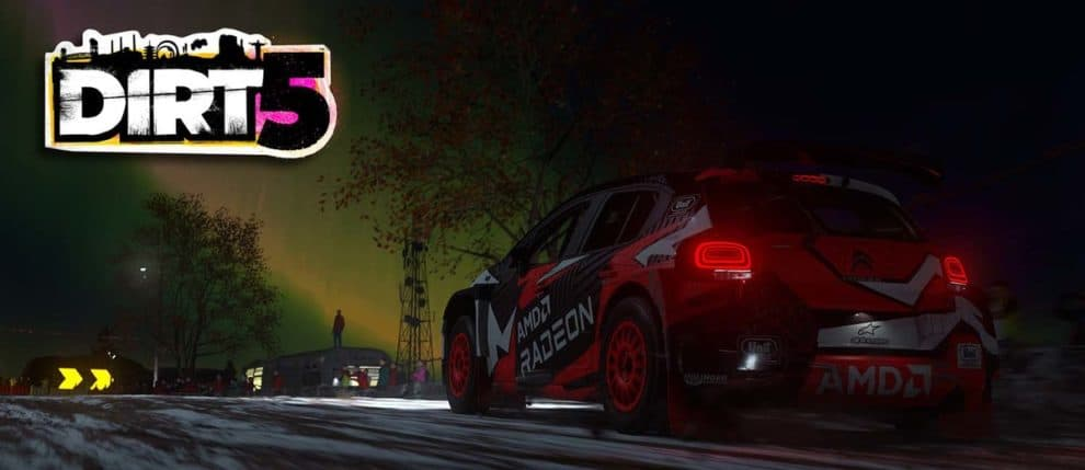 DIRT 5 PC System Requirements