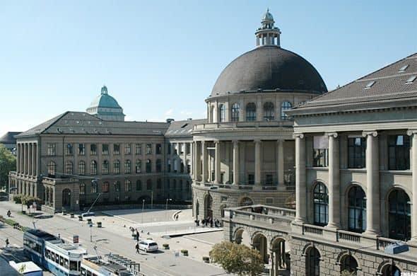 top 10 best universities in the world in 2020: ETH Zurich