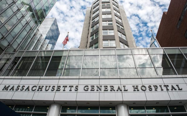 top 10 best hospitals in the world in 2020: MGH