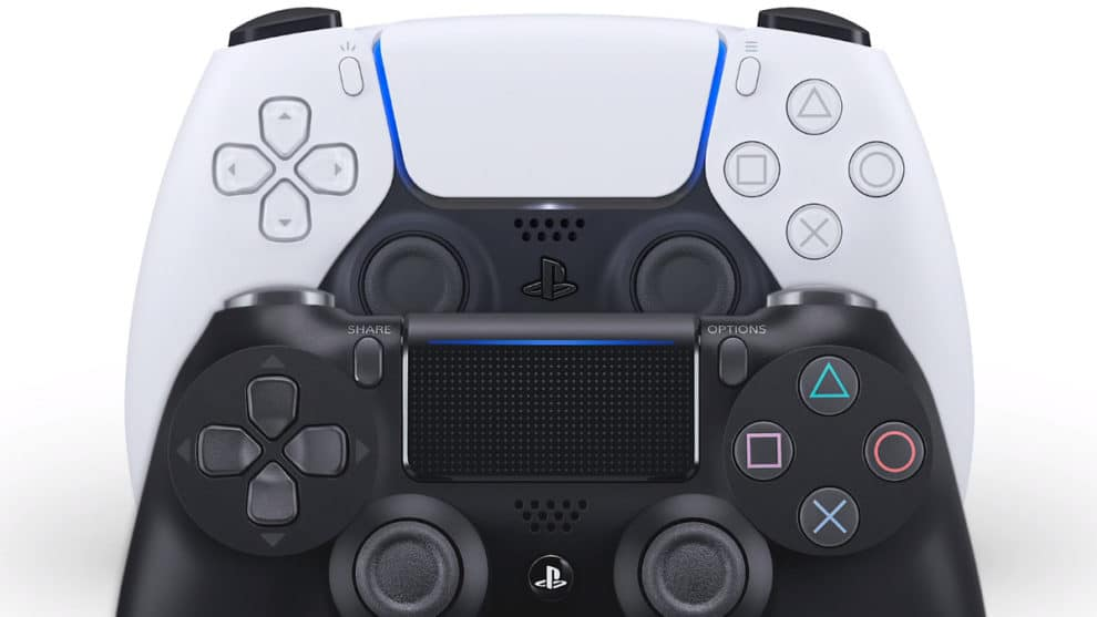 PS4 controllers work with PS5