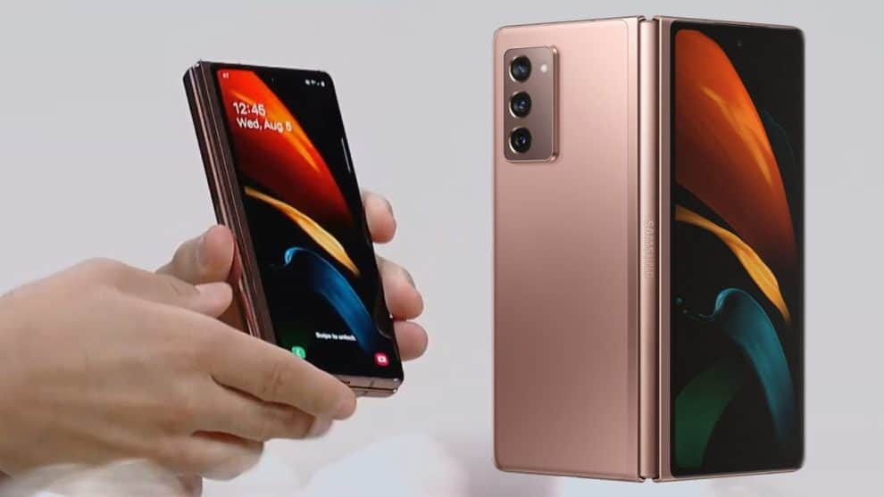 Download Galaxy Z Fold 2 Wallpapers