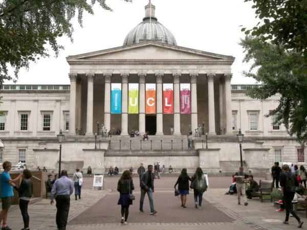 Top 10 Best Universities In The World: UCL