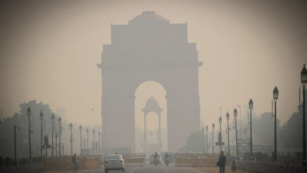 Top 10 Countries With Worst Air Pollution: India