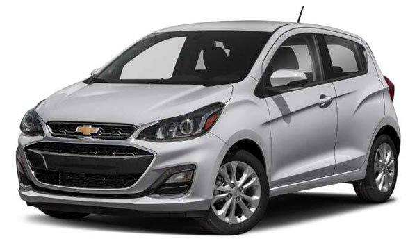 Top 10 Cheapest American Cars To Buy In 2020: 2020 Chevrolet Spark LS