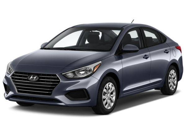 Top 10 Cheapest American Cars To Buy In 2020: 2020 Hyundai Accent SE